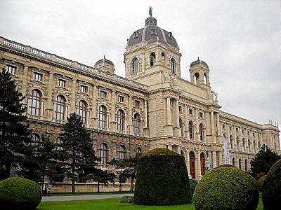 Museum of Art History Vienna Austria