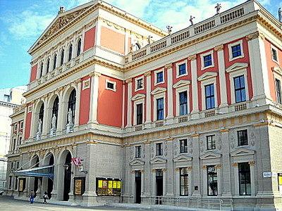 Musikverein Vienna Austria