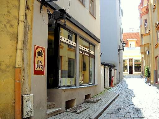 Musta Lammas ravintola Tallinna