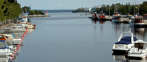 Tampereen Mustalahden satama