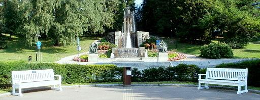Näsinpuisto Hämeenpuisto Tampere
