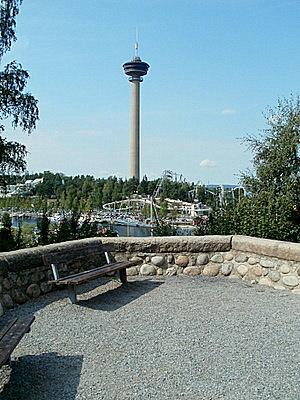 Näsinpuisto Näsinneula Tampere