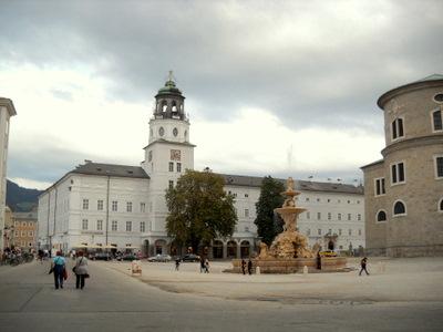 Neue Residenz Salzburg Austria