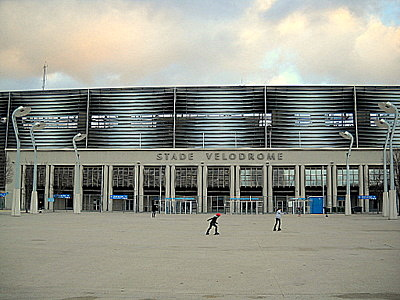 Olympique Marseille Stade Velodrome