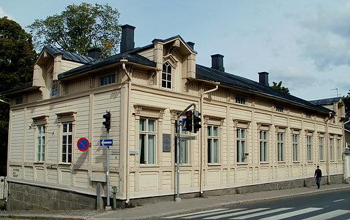 Palanderin talo Hämeenlinna  Matkailu opas