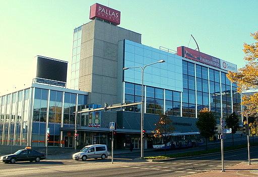 Pallas hotelli Tartto