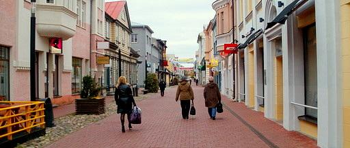 Pärnun historiallinen keskusta