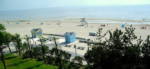 Pärnun ranta