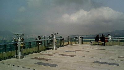 Peak torni Sky Terrace Hong Kong