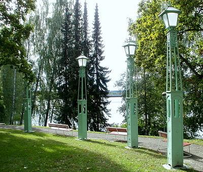 Pinellapuisto Hämeenlinna