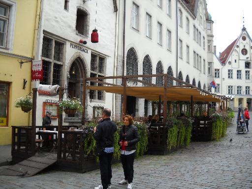 Pippurisäkki ravintola Tallinna