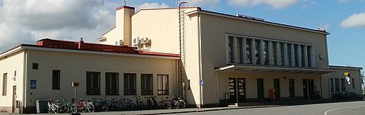 Porin rautatieasema