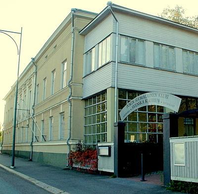 Porin suomalainen klubi