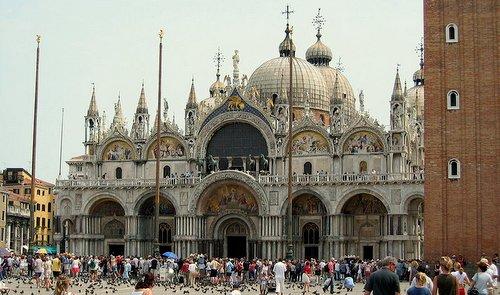 St Mark's church Venice