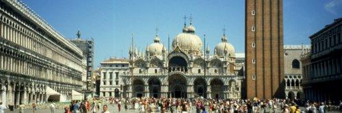 Saint Mark's square Venice Italy