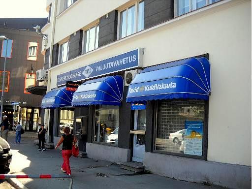 Valuutanvaihto Tallinna