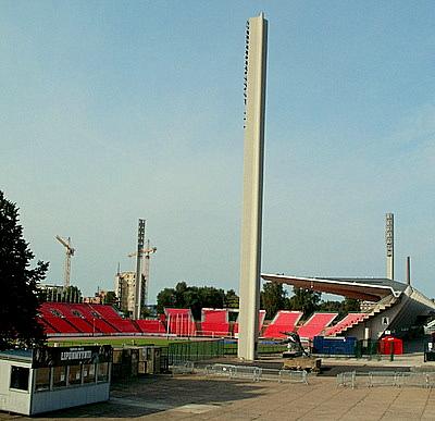 Ratinan stadion Tampere