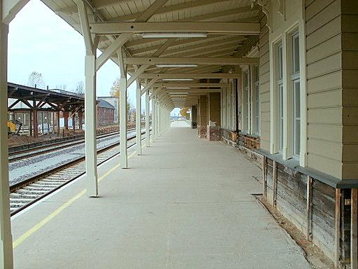 Rautatieasema Tartto