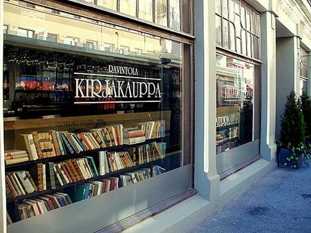 Ravintola Kirjakauppa Pori