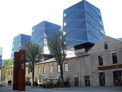 Rotermanni kauppakeskus Tallinna