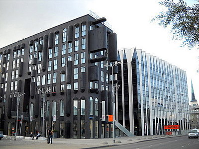 Rotermanni keskus Tallinna