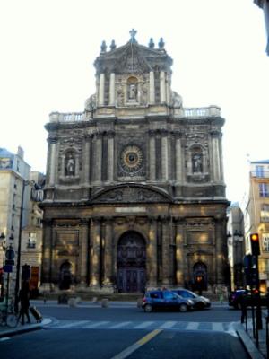 Saint Paul Saint Louis Paris France
