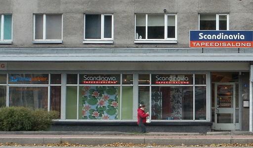 Scandinavia Tapeedisalong Tallinna