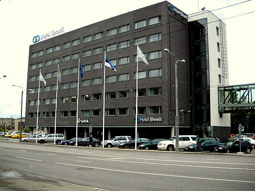 Shnelli hotelli Tallinna