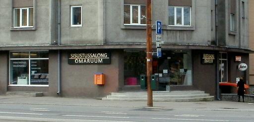 Sisustussalong Omaruum Tallinna