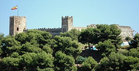 Sohail fortress Fuengirola