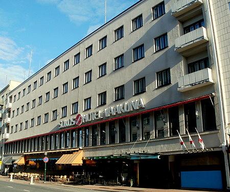 Sokos Hotelli Vaakuna Pori