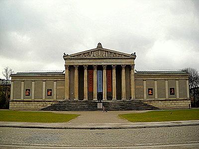 Staatliche Antikensammlungen Munich Germany