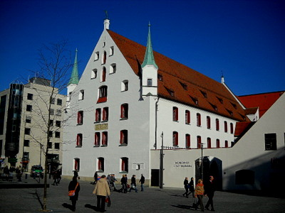 Stadtmuseum Munich Germany