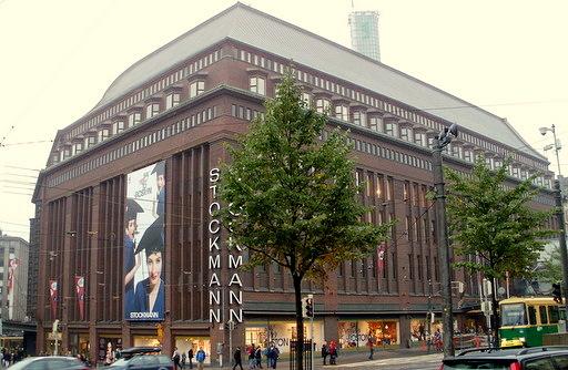 Stockmann tavaratalo Helsinki
