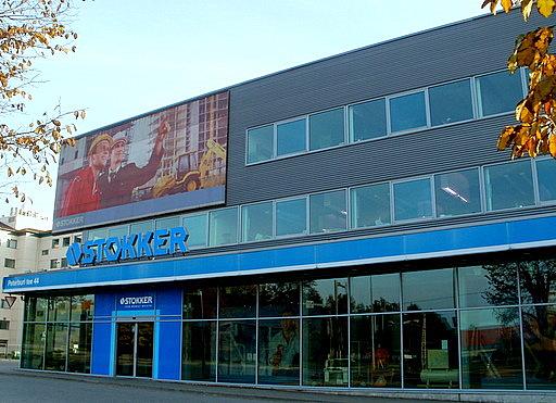 Stokker rautakauppa Tallinna