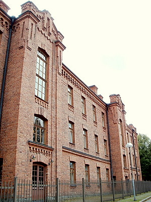 Suomen kasarmi Hämeenlinna