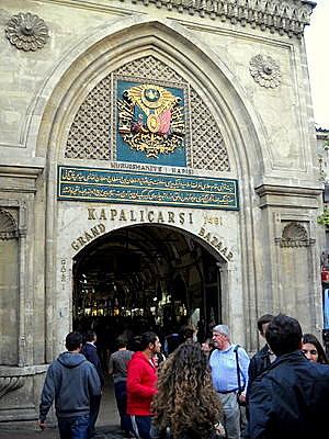 Suuri basaari Istanbul