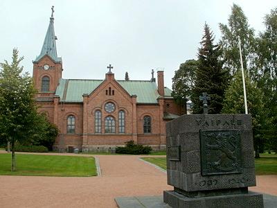 Taipale 1939-1949 muistomerkki Jyväskylä