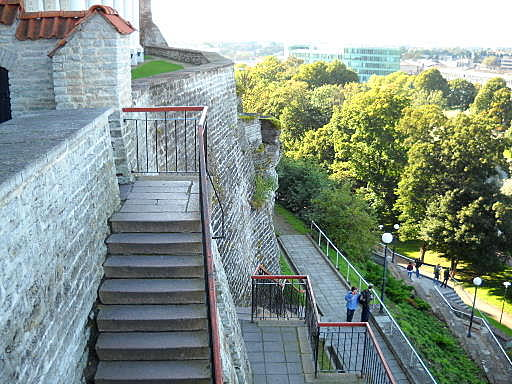 Patkulin portaat Tallinna