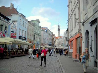 Viru katu Tallinna