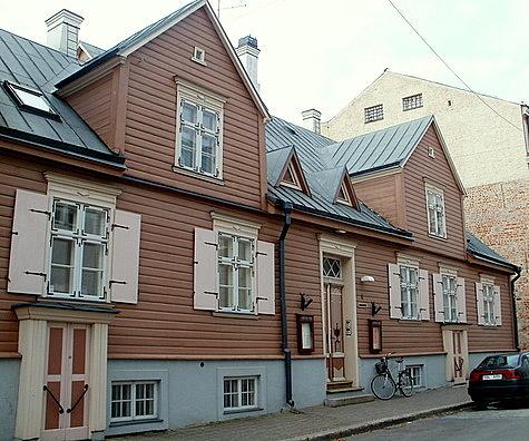 Tampere Maja Tartto