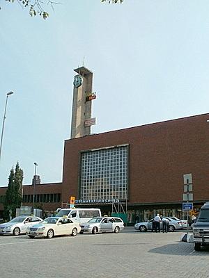 Tampere rautatieasema