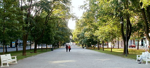 Tampereen Hämeenpuisto