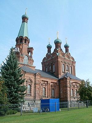 Tampereen ortodoksinen kirkko