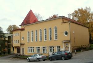 Adventtikirkko Tampere