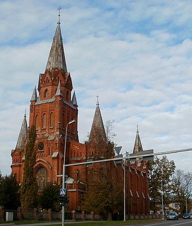 Tarton Pietarin kirkko