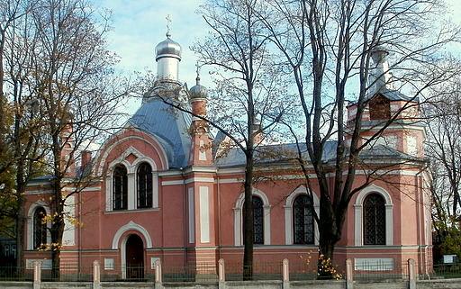 Tarton Pyhän Yrjön kirkko