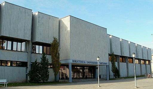 Tarton yliopiston kirjasto