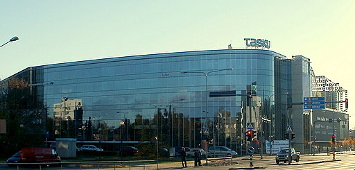 Tasku Centre kauppakeskus Tartto