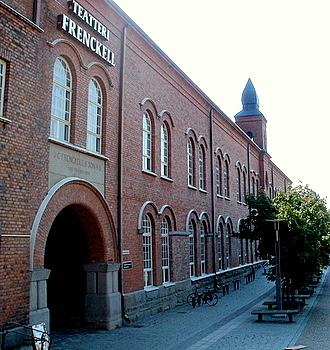 Teatteri Frenckell Tampere